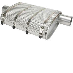 Muffler Shield/Wrap Kit