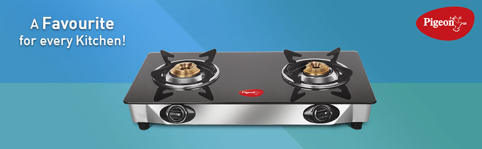 Pigeon Favourite Gas cooktop