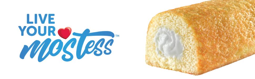 live you mostess; hostess; twinkie