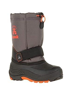 Kamik Rocket Cold Weather Boot (Toddler