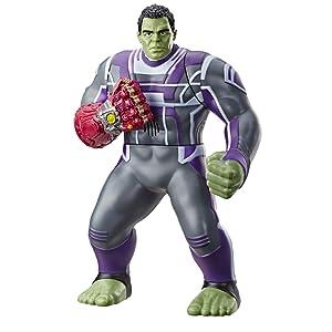 Avengers- Figura electrónica Hulk(Hasbro E3313500)