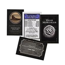 Cartas Monopoly Juego de Tronos