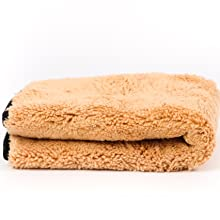 plush microfibers, suede cloth, guitar microfiber cloth, guitar rag, bass cloth, treated cloth