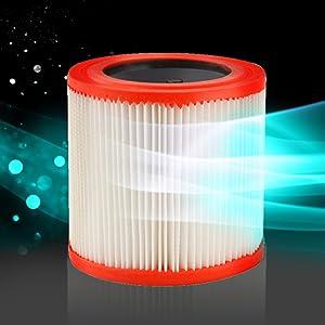 filtro HEPA extrahíble lavable ateca active taurus