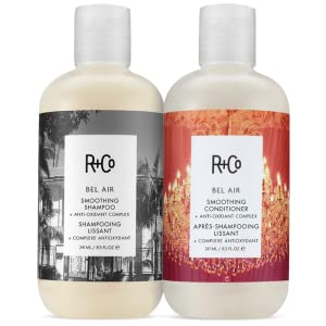 bel air smoothing shampoo and conditioner set