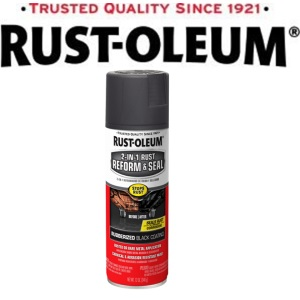 Rust-Oleum 2 in 1 Rust Reform and Seal Undercoating and Rust Inhibitor