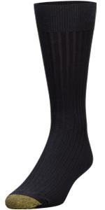 GOLDTOE Canterbury; sock; dress sock