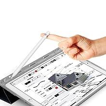 Suporte para Apple Pencil Capa iPad 7a Geração Polegadas