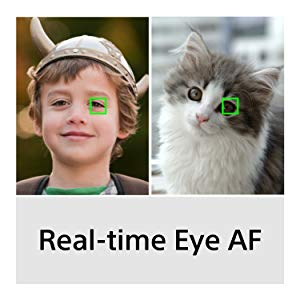 Real-time Eye AF for movies