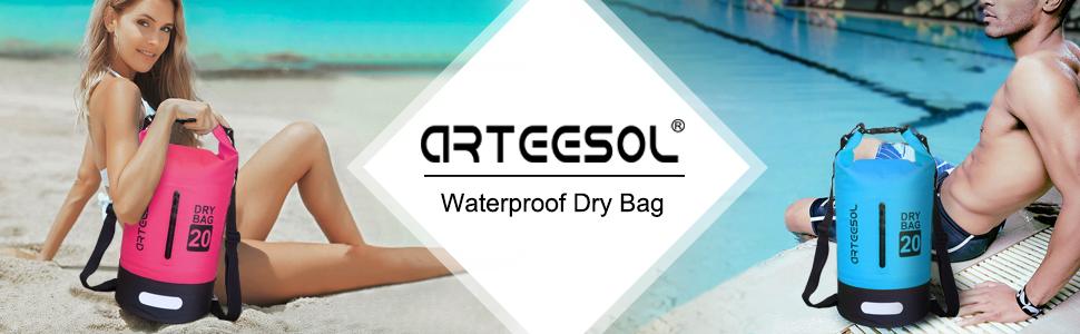 arteesol Waterproof Dry Bag