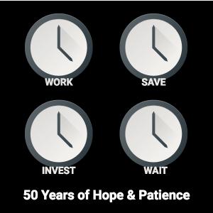 slowlane,save,invest,wait,hope,frugality