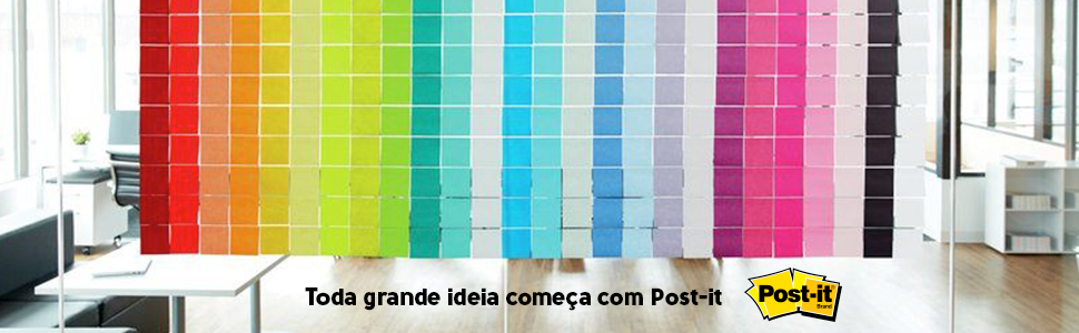 Blocos Adesivos Post-it