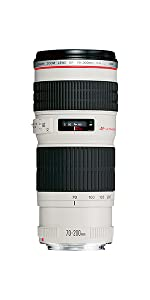 Canon Telezoomobjektiv Ef 70 200mm F4l Is Ii Usm Für Kamera