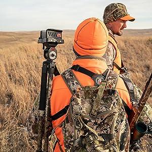 Deadeye Predator Pormucal Tripod Monopod Harris Leader Truglo Shooting aid Outdoors Ground blind Elk