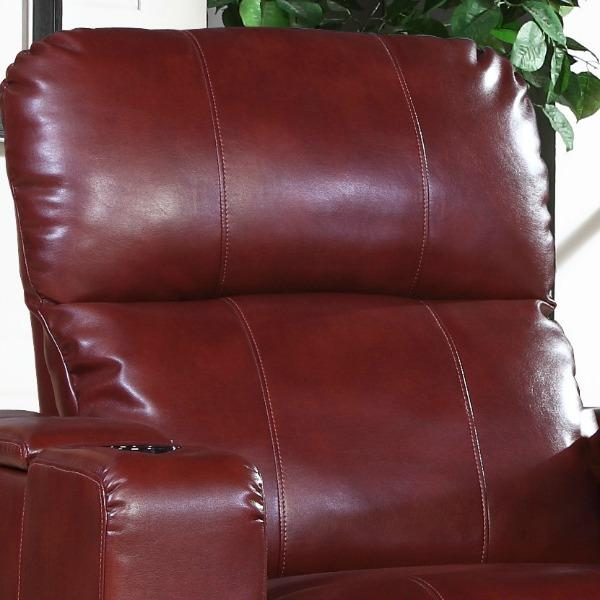 View larger & Amazon.com: Pulaski Power Recliner with USB and STO Cranberry ... islam-shia.org