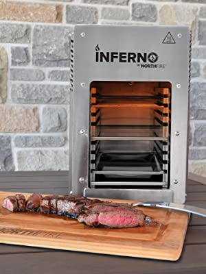 inferno grill, inferno by northfire, northfire ltd, infrared grill, infrared barbecue, infrared bbq