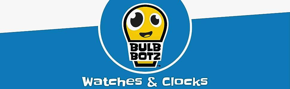 Bulbbotz Watches and Clocks