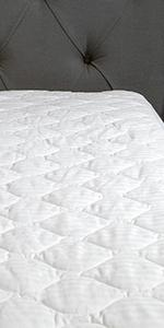 mattress protector, waterproof mattress protector, protector for mattress, deep pocket, quilted