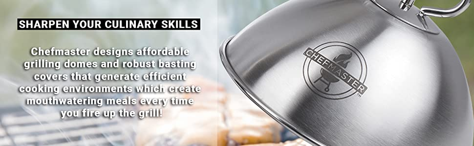 Amazon.com: Chefmaster - Cubiertas para barbacoa, accesorio ...