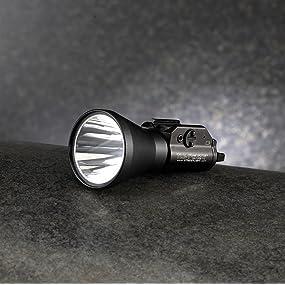 Streamlight TLR-1 Game Spotter, Long-Range Rail-Mounted, Green LED Light