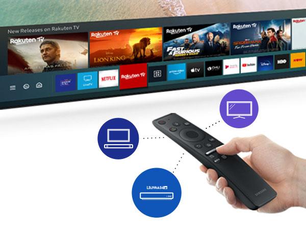 Samsung QLED 4K 2020 65Q60T - Smart TV de 65