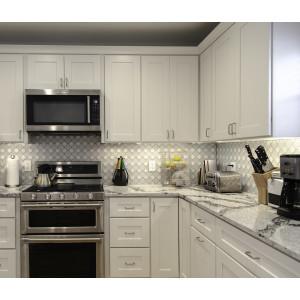 Amazon Com Design House Kitchen Cabinets Wall 36 In White Furniture Decor