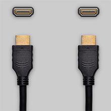 Dual HDMI connector