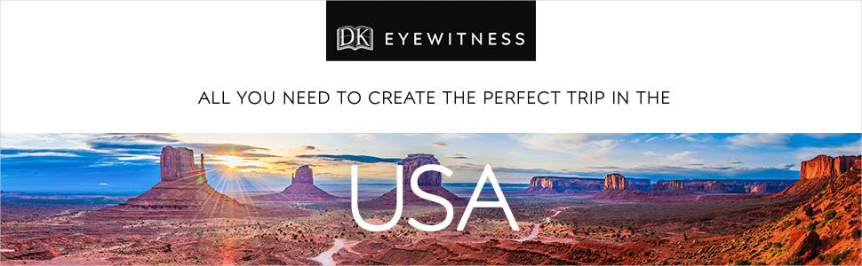 DK Eyewitness USA