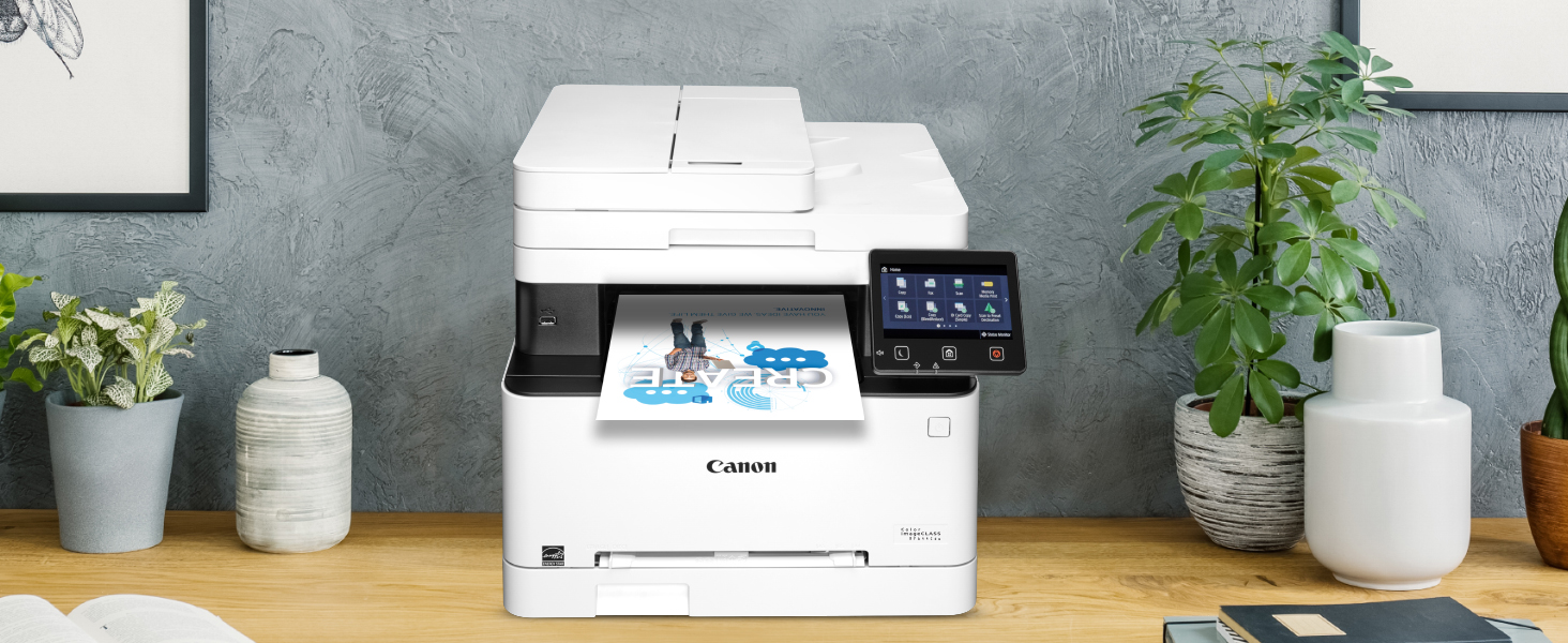 MF644Cdw, MF644, 644, color printer, color laser, printer scanner, printer with fax, mobile print