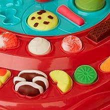 Play-Doh- Heladería (Hasbro E1935EU4): Amazon.es: Juguetes y juegos
