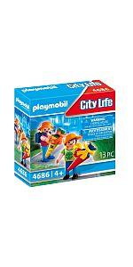 PLAYMOBIL City Life 4686 Erster Schultag, Ab 4 Jahren