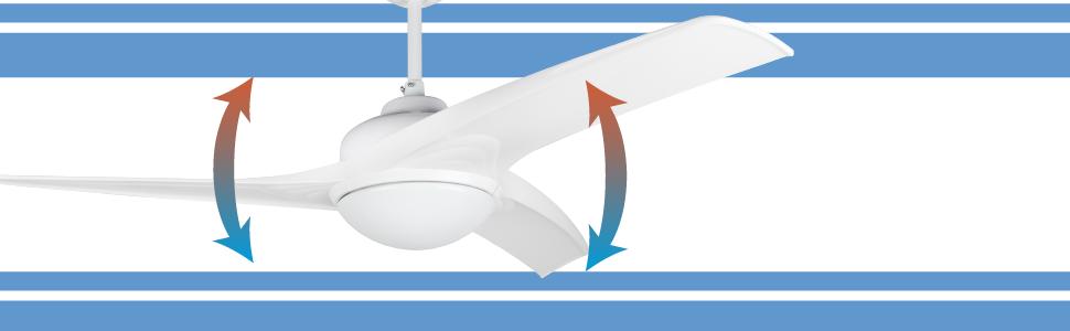 ventilador de techo, ventilador techo, ventilador de techo económico, ventilador de techo con mando