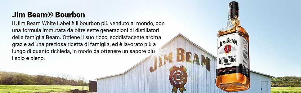 Jim Beam, whisky, bourbon, kentucky, USA, malto, single barrel, doppio malto, whisky, selezione