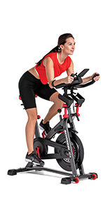 Schwinn IC4 Indoor Cycling Bike Home Fitness Workout Exercise