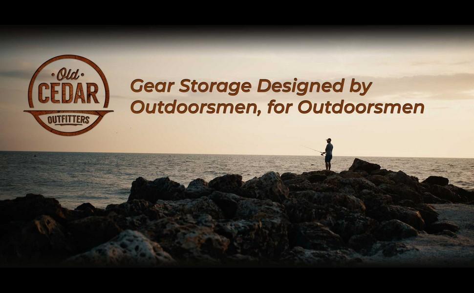 Fishing Organizers Round Racks Garage Storage
