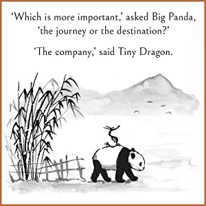 'Which is more important, the journey or the destination? The company said Tiny Dragon