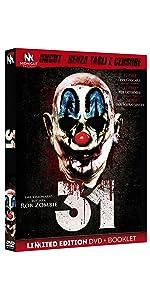 Rob Zombie;Midnight Factory;31;Horror