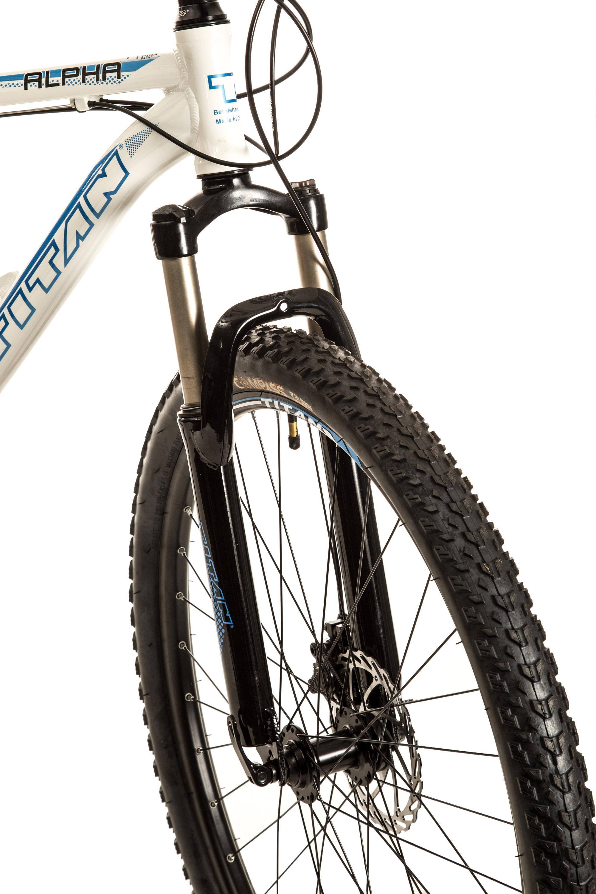 Oxford MTB Double Wall Quick Release Cycle Bike Front Wheel Black