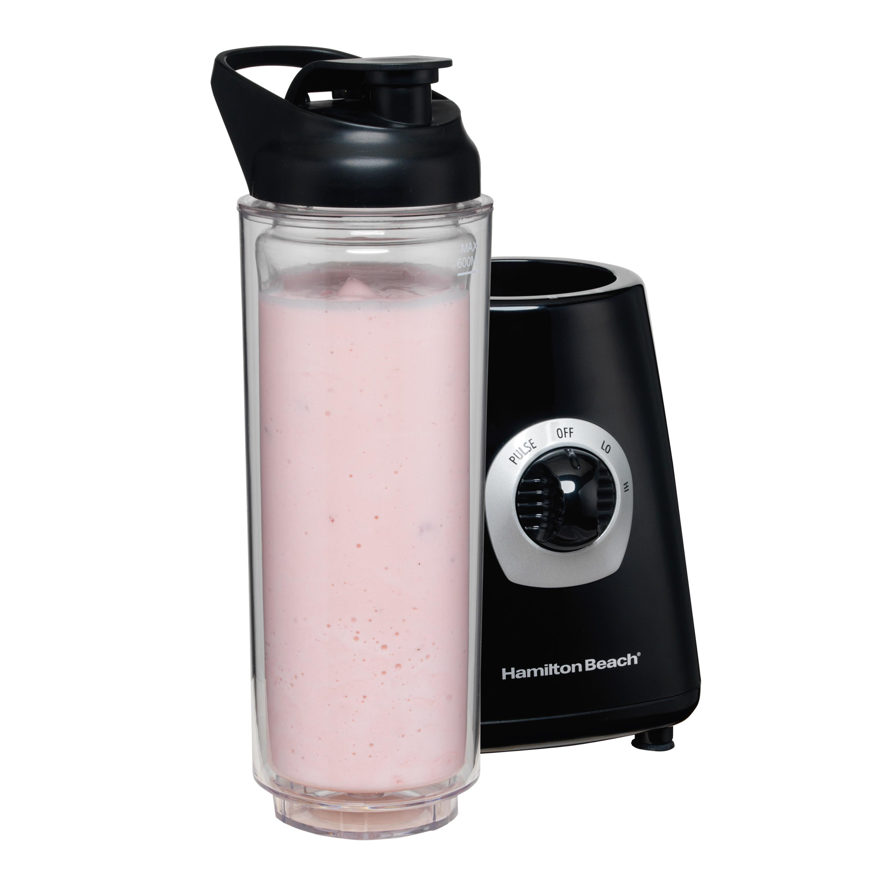 Amazon.com: Hamilton Beach Personal Blender, Portable