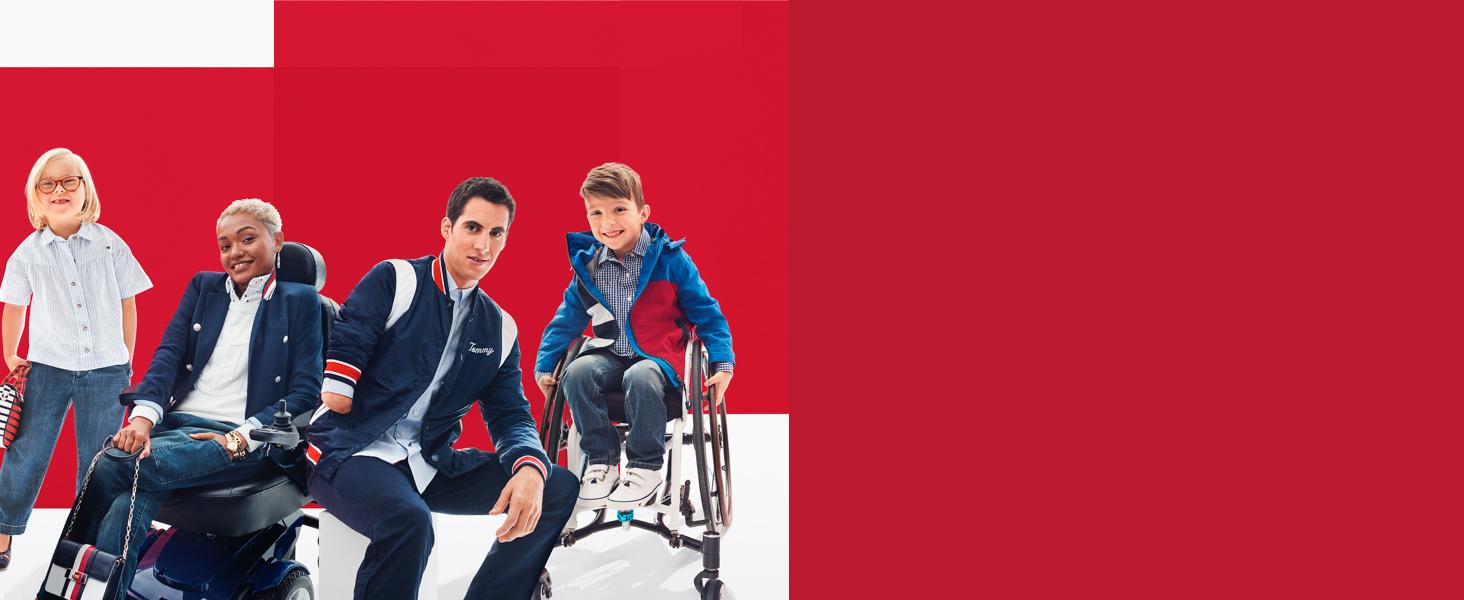 Tommy Hilfiger Adaptive brand group image