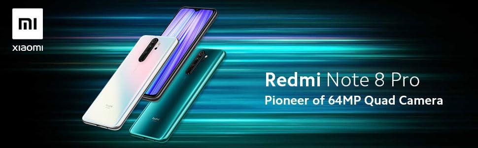 Xiaomi Redmi Note 8 Pro Dual SIM 128GB 6GB RAM Verde, Versión ...