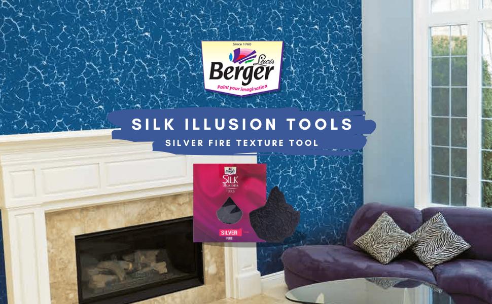 Berger, Silver Fire, Home