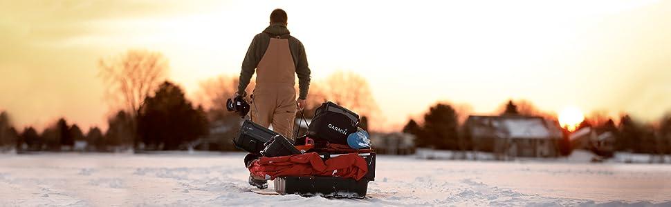 STRIKER Plus 4 Ice Fishing Bundle