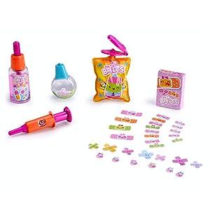The Bellies- Kit de Cuidados para muñecos bebé (Famosa 700014343)