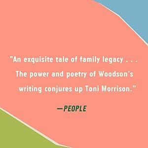 Red At The Bone, Jacqueline Woodson, Jacky Woodson