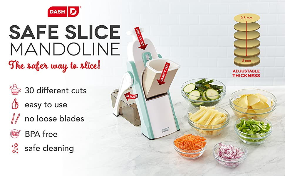 safe, mandoline, mandolin, slice, food, prep, easy, simple, safe