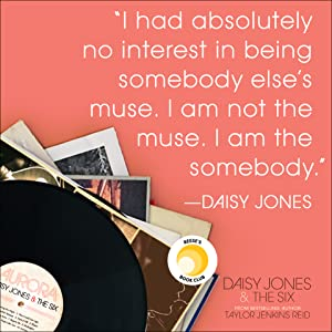 daisy jones & the six;daisy jones and the six;reese witherspoon;hello sunshine book club;book club