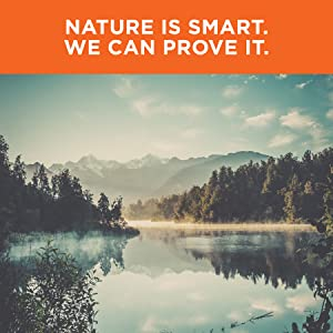 Nature is Smart. We Can Prove it.