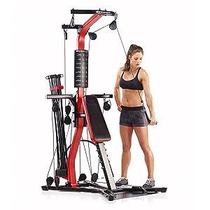 Bowflex PR3000 Home Gym Bowflx workout Exercises Nautilus