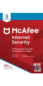 Mcafee Internet Security